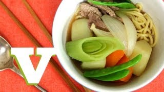 Japanese Beef And Potato Stew: City Suppers S02e6/8