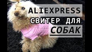 ❤ ALIEXPRESS ❤ ПОСЫЛКА ❤ одежда для СОБАК
