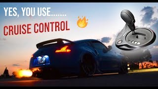 How to 2 STEP an AUTOMATIC 370Z!!