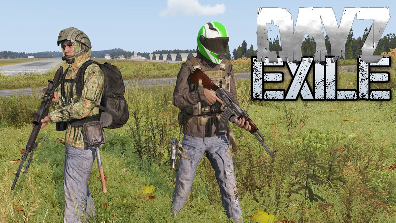 Arma 3 Exile DayZ Mod - Series 1 - Part 16 - Slow and Tacti-cool