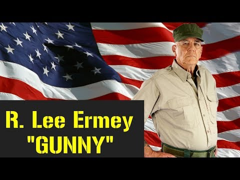 R.Lee Ermey  A Tribute to a Military Legend