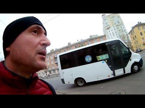 Пешком через весь город Рязань