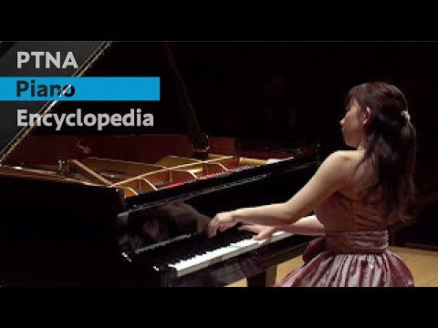 PTNA2014コンペ全国決勝/特級 銀賞 中川真耶加 シューマン/ピアノソナタ第3番 ヘ短調 Op.14