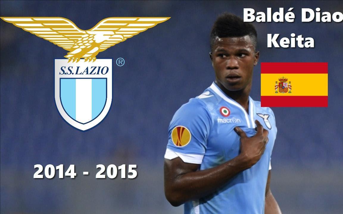 Balde Keita Talent From Spain SS Lazio 2015 - YouTube