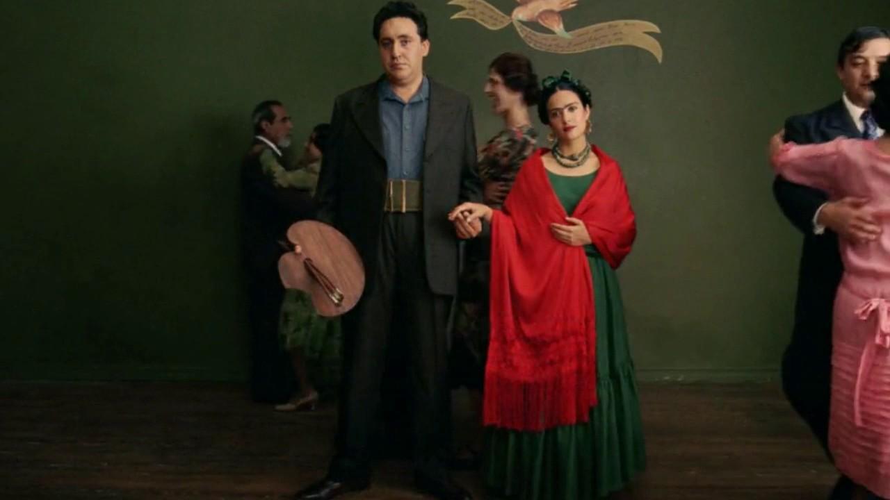 Matrimonio Tema Frida Kahlo : Primo matrimonio frida kahlo youtube
