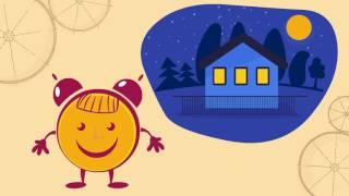 Хто винайшов перший будильник - Розвиваючі мультики для дітей.