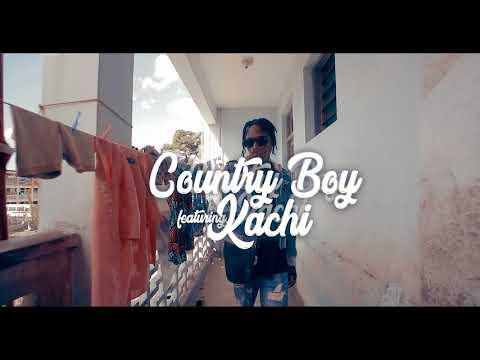 COUNTRY BOY FT KACHI - KIBEGI (Official Music Video)