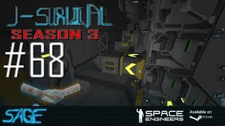 Space Engineers, Sinister Sim Speeds (Joint Survival S3, Ep #68)