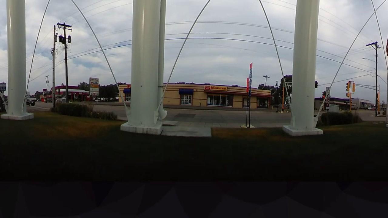 SEH 360 View of the Penn Avenue Water Tower, Richfield, Minn