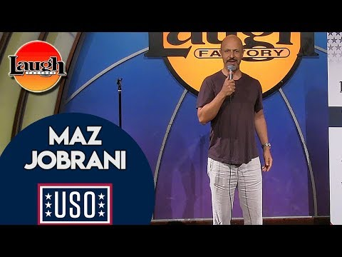 Maz Jobrani  Immigrant Parents  Laugh Factory Stand Up Comedy