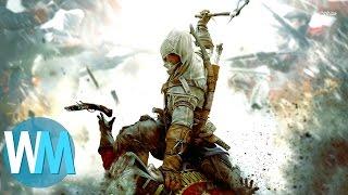 Top 10 des MEILLEURS personnages d'Assassin's Creed !