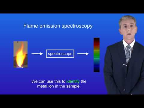 GCSE Science Chemistry (9-1 Triple) Flame Tests