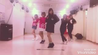 カタモミ女子卒業生が「全力少女」を踊ってみた 中野たむ 動画 17