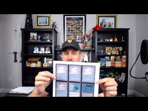 How to make free, high quality, MTG proxies!