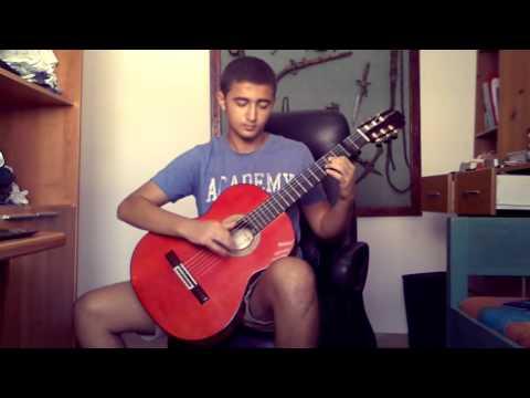 Bulerias-Flamenco Guitar
