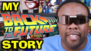 My BACK TO THE FUTURE Story & Party : Black Nerd
