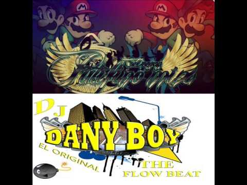 dj danny BOY el ORIGINAL ft dj putifino mix el condo seme rompio
