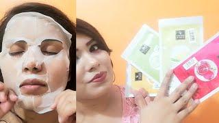 Good vibes sheet mask|best sheet mask|good vibes facemask|afsha aarzu