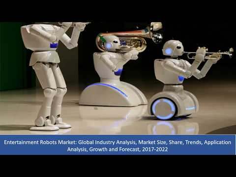 Entertainment Robots Market Analysis, Market Size, Share, Growth and Forecast 2017-2022