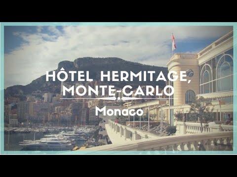 Celestielle #196 Hôtel Hermitage, Monte-Carlo, Principality of Monaco