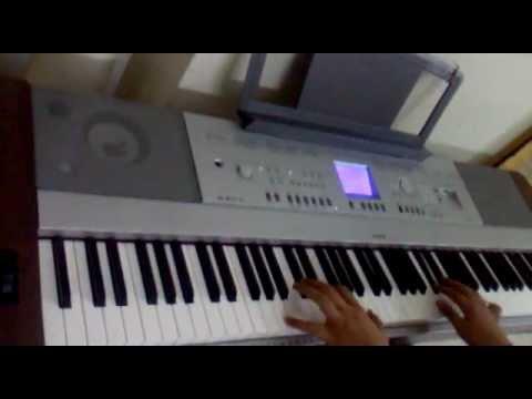 Haye Mera Dil (Alfaaz) on Piano