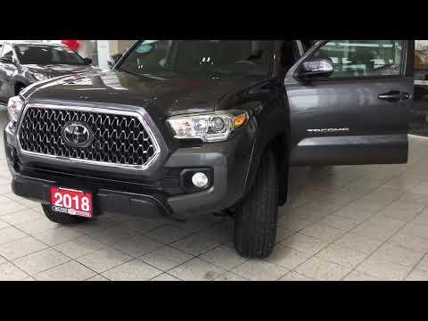 2018 Toyota Tacoma TRD Milton Toyota