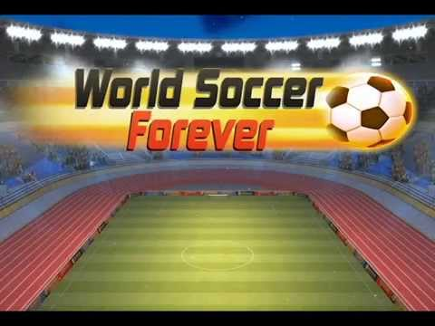 World Soccer Forever: Update   a free Mini game