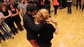 Teaser Bachata Nantes avec KRISS & AURÉLIE