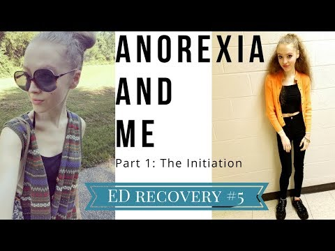 Transformation Rainbow-Rose Blossom Overcomes Anorexia