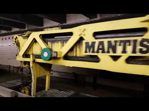 NYCT Subway Heavy Lifters Tadano Mantis Span Deck Train Track Replacing Cranes 272 n 278