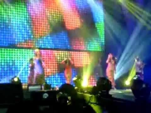 [20121103] Wonder Girls - Be My Baby [WWT in Jakarta]