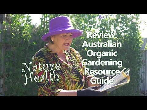 Review: Australian Organic Gardening Resource Guide by Green Harvest