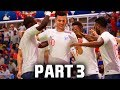 FIFA 18 World Cup Gameplay Walkthrough Part 3 - QUARTER FINAL AGAINST BRAZIL (ENGLAND)