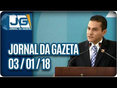 Jornal da Gazeta - 03/01/2018