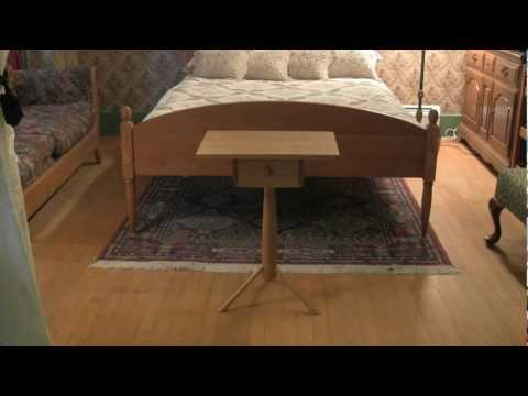 Learn How To Build Shaker Table With Mj Amsden Furniture