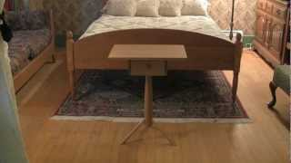 Learn How To Build A Shaker Table With Mj Amsden Furniture -- Part 1