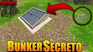 Tip / BUG to ENTER THE FORTNITE 🔥DollarGames SECRET BUNKER🔥