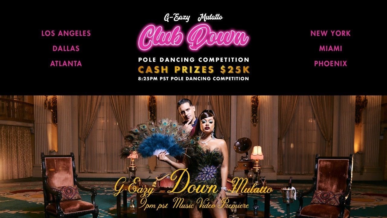 G-Eazy & Mulatto Present Club Down: Pole Dancing Competition