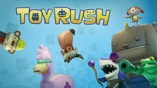 Toy Rush - Universal - HD (Sneak Peek) Gameplay Trailer