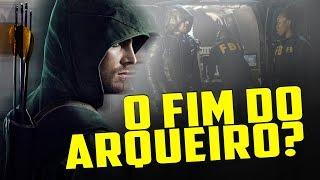 ARROW - É O FIM DO ARQUEIRO VERDE!? SEASON FINALE 6ª TEMPORADA!