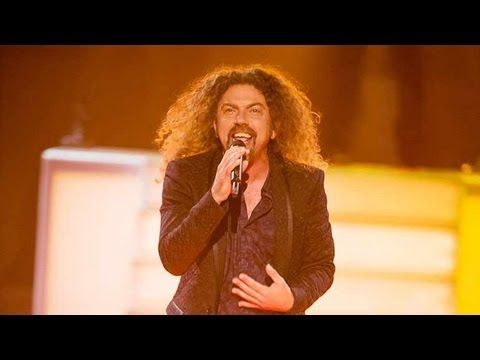 Mitchell Anderson Sings Take Me To The River: The Voice Australia Season 2