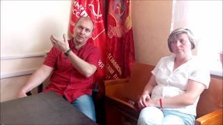 Депутат партии КПРФ Лопатина М В  выиграла суд юрист Вадим Видякин