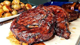Tender Hawaiian Ribeye Steak Recipe | Hawaiian Steak Marinade | HD Cooking Video