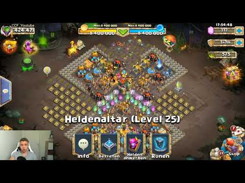 NEUES IGG GIVEAWAY MAL ANDERS! CASTLE CLASH