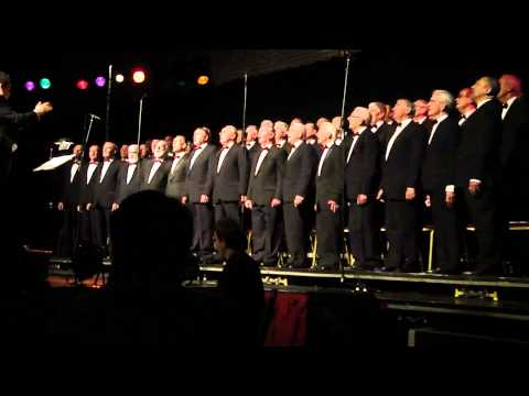 BEAUFORT MALE VOICE CHOIR SING ANDREW LLOYD WEBBER SONGS
