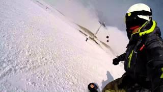 Freeride Snowboard / Erciyes Develi-Tekir  15.03.2015