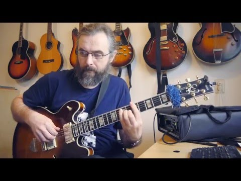 Don't Explain  - Chord Melody
