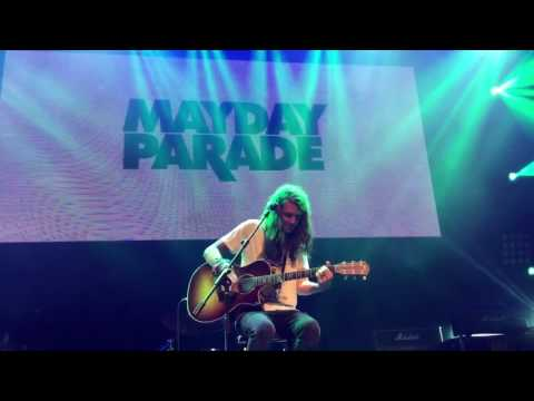 I Swear This Time I Mean It - Mayday Parade Unplugged Live in Singapore