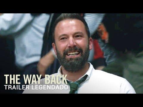 The Way Back • Trailer Legendado
