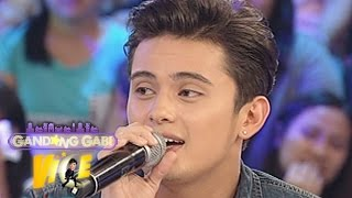 James dedicates a song to Nadine, Vice